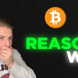 4 Reasons why we will see a new ATH for Bitcoin within 2 weeks.