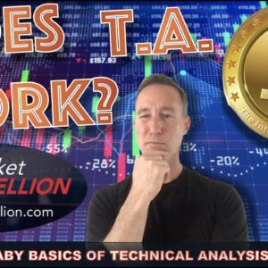 DOES TECHNICAL ANALYSIS WORK IN TODAYS CRYPTO MARKET? (BASICS pt. 2)