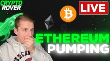 ETHEREUM IS PUMPING! WHEN WILL IT STOP?