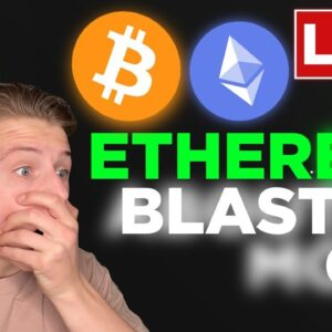 ETHEREUM IS UNSTOPABLE! BITCOIN RETESTING SUPPORT!!