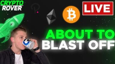 IS BITCOIN ABOUT TO GO TO $80K? DON'T MISS THE PARTY!
