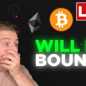 WHEN WILL BITCOIN BOUNCE? EXACT TARGETS!