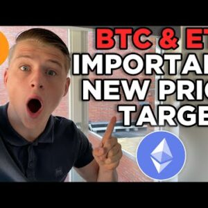 ALL ETHEREUM HOLDERS MUST SEE THIS!!! BITCOIN & ETHEREUM PRICE PREDICTION!!