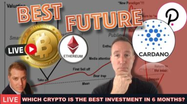 LIVE: THE CRYPTO I TELL MY OWN WIFE TO INVEST IN RIGHT NOW FOR BIG GAINS