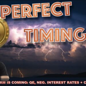 CRYPTO NEWS TODAY: 3 THINGS ARE CAUSING A PERFECT STORM IN THE CRYPTO MARKET