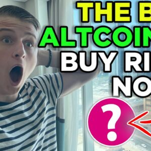 THE BEST ALTCOIN TO BUY IN THE CURRENT MARKET DIP