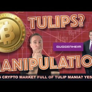 THE NEWS THEY USE TO MANIPULATE BITCOIN & CRYPTO - WATCH OUT!