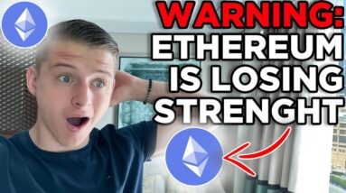WARNING FOR ALL ETHEREUM HOLDERS!!! BITCOIN & ETHEREUM PRICE PREDICTION