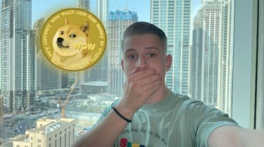 WHY IS DOGECOIN PUMPING? (+1 Important reason to remain calm)