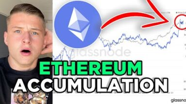 IMPORTANT! WHALES ARE ACCUMULATING ETHEREUM RIGHT NOW! ETHEREUM PRICE PREDICTION & ANALYSIS!