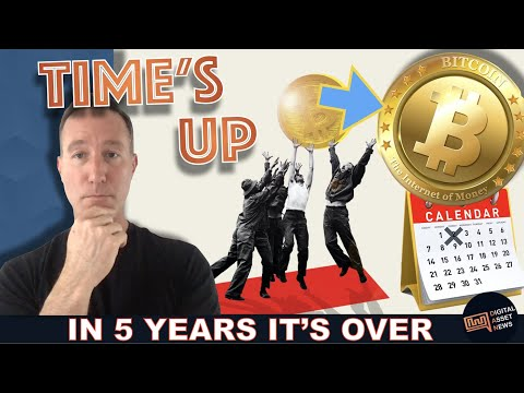 BY 2026 BITCOIN & CRYPTO GAINS WILL BE MASSIVELY REDUCED.
