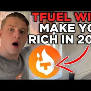 THETA TOKEN TFUEL WILL MAKE YOU RICH IN 2021!!! ALL TFUEL HOLDERS MUST WATCH THIS!!