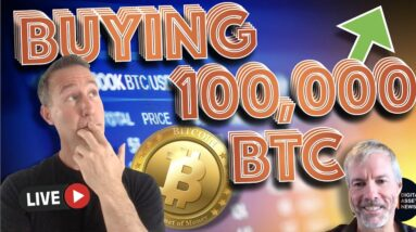 MICROSTRATEGY GOES BIG ON BITCOIN...AGAIN. (ROUND 3)