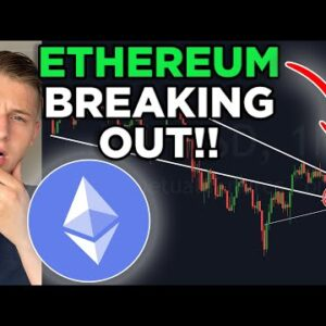 ETHEREUM BREAKS IMPORTANT RESISTANCE! ETHEREUM PRICE PREDICTION & ETHEREUM ON/OFF CHAIN ANALYSIS