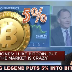 WHY THIS WALL STREET TITAN PUT 5% INTO BITCOIN.