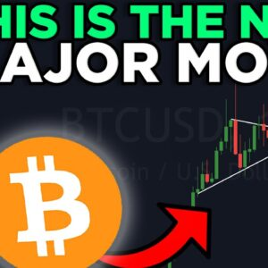 I REVEALED THE NEXT IMMINENT PRICE MOVE FOR BITCOIN! BITCOIN PRICE PREDICTION AFTER THE CRASH 2021!