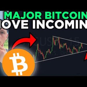 ANOTHER MAJOR BITCOIN MOVE INCOMING!! [don't miss this long opportunity]