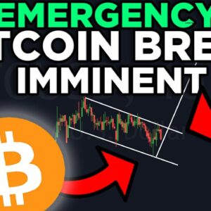 EMERGENCY: BITCOIN BULLFLAG ABOUT TO BREAK OUT RIGHT NOW!!