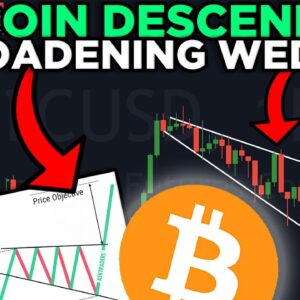 THIS BITCOIN PATTERN SUGGESTS THE NEXT MOVE!! INSANE PRICE TARGETS REVEALED!!!
