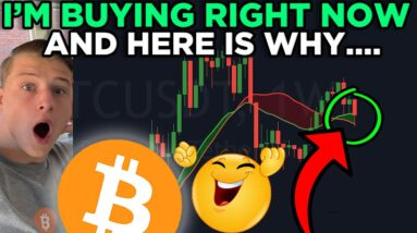 THIS IS WHY I'M BUYING THE BITCOIN DIP!! [watch ASAP]