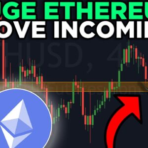 MASSIVE ETHEREUM MOVE COMING SOON (must watch)!!! Ethereum Breaks Critical Resistance NOW!