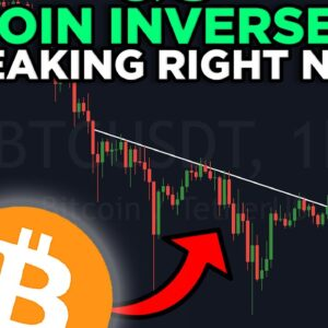 WATCH THIS NEW BITCOIN PATTERN!! NEW BITCOIN PRICE TARGET REVEALED!!!