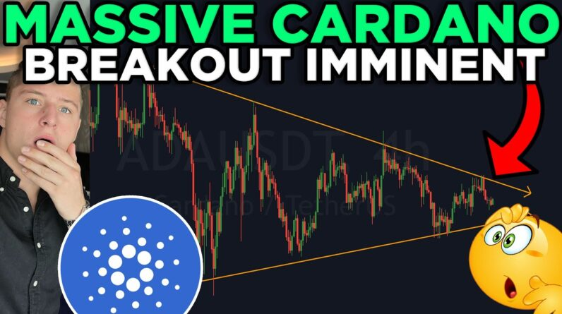 Cardano [ADA] BREAKOUT EXTREMELY CLOSE!!! $2.75 Cardano Will Happen Because OF THIS!!!