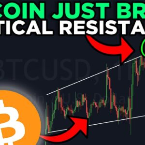 EMERGENCY: BITCOIN CRUSHING THROUGH THE $50K!!!! RIGHT NOW!!!