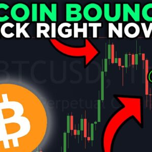 EMERGENCY: BITCOIN IS PUMPING ONCE AGAIN!!!