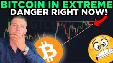 🚨WARNING FOR ALL BITCOIN TRADERS!!! THIS PATTERN WILL SHOW US THE NEXT MARKET MOVE!!!!!