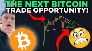 THIS CHART REVEALS THE NEXT BITCOIN MOVE!!! NEW TRADE OPPORTUNITY!!!