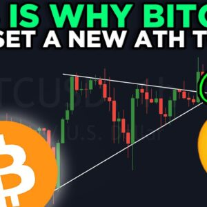 THIS IS WHY BITCOIN WILL SET A NEW ATH TODAY!!! [must watch]